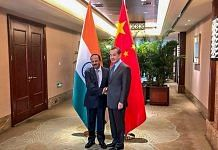 File image of National Security Adviser Ajit Doval with China Foreign Minister, Wang Yi | PTI