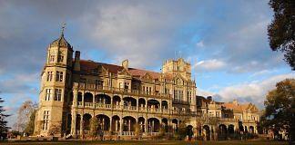 File photo | The Rashtrapati Niwas, now IIAS, in Shimla | Commons