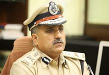 IPS officer Raja Babu Singh | By special arrangement