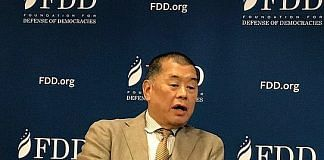 File photo of Jimmy Lai