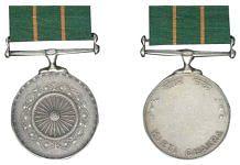 The Kirti Chakra has been awarded to Head Constable Abdul Rashid Kalas of the J&K Police | Photo: Wikipedia