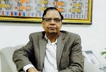 Columbia University professor and former NITI Aayog vice-chairman Arvind Panagariya | Photo: Twitter | @APanagariya