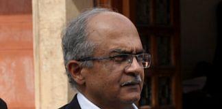 Advocate Prashant Bhushan | Photo: ANI
