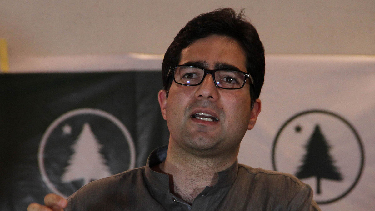 Don't be surprised with 'my praise for PM' — Ex-IAS officer & Kashmiri politician Shah Faesal – ThePrint