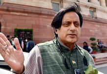Shashi Tharoor, the Congress MP from Thiruvananthapuram | File photo: ANI