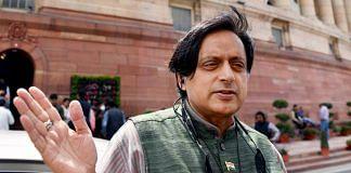 Shashi Tharoor, the Congress MP from Thiruvananthapuram   File photo: ANI
