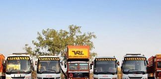 Fleet of VRL vehicles | VRL Logistics Ltd Facebook