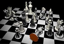 A chess board | Representational image | Pixabay