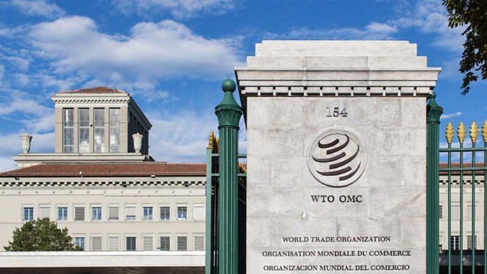 The WTO headquarters in Geneva | Representational image | Credit: WTO.org