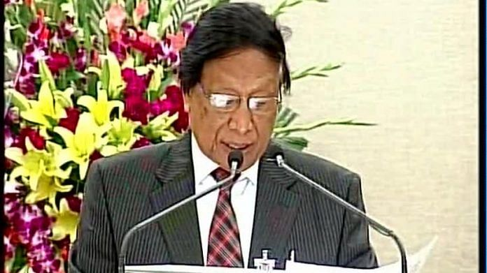 File photo of NSCN (I-M) chief Thuingaleng Muivah | ANI