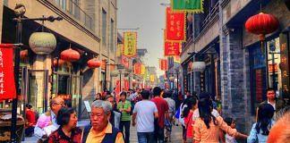 Representational image| A market in Beijing, China. | Pixabay