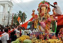 Representational image. Ganesh Chaturthi. | Photo: Flickr