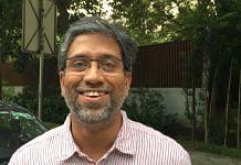 File photo of Delhi University associate professor Hany Babu | Twitter