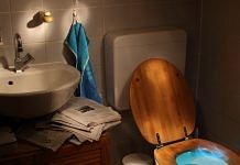 Representational image of a toilet | Pixabay