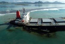 The oil spill off the coast of Mauritius   @AfricaFactsZone   Twitter