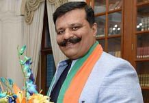 File photo of Uttarakhand BJP MLA Pranav Singh Champion