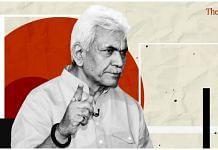 J-K L-G Manoj Sinha | ThePrint