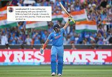 Suresh Raina announced retirement from international cricket   Twitter/ICC File photo