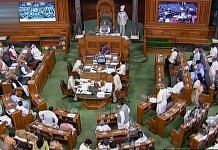 Parliament's monsoon session begins on 14 September 2020 | LSTV/PTI Photo