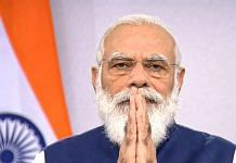 File image of PM Narendra Modi | PTI