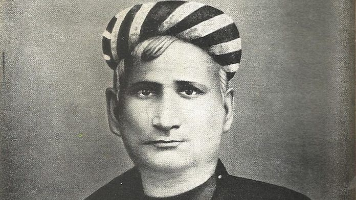 A portrait of Bankim Chandra Chattopadhyay | Wikimedia Commons