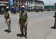 Representational image of CRPF personnel in Srinagar, Jammu and Kashmir   Photo: ANI