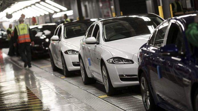 A car production facility (representational image)   Photographer: Simon Dawson   Bloomberg