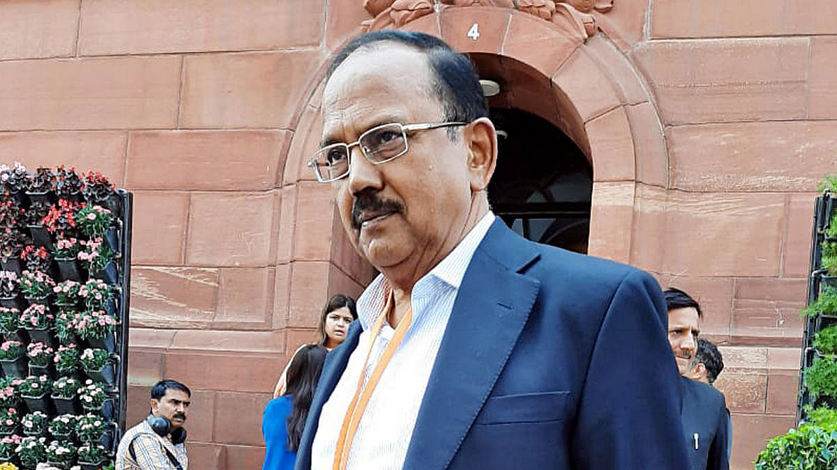 'Will fight on foreign soil' if there is a threat, says NSA Ajit Doval at Rishikesh ashram