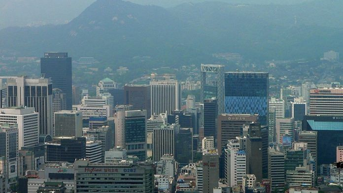 Representational image of Downtown Seoul | Commons