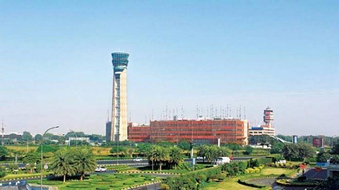 Air Traffic Control (ATC) tower at Delhi airport | Twitter