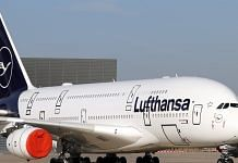 File photo of Lufthansa aircraft | Twitter/@JetPhotos