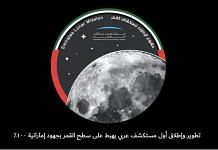 The Emirates Lunar Mission | Twitter/@HHShkMohd