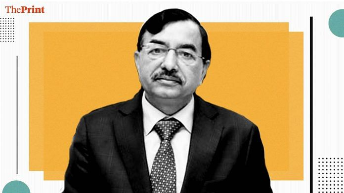 Election Commissioner Sushil Chandra