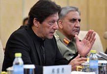File photo   Pakistan PM Imran Khan with Gen Qamar Javed Bajwa   Facebook/ImranKhanOfficial