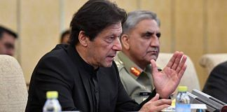 File photo | Pakistan PM Imran Khan with Gen Qamar Javed Bajwa | Facebook/ImranKhanOfficial
