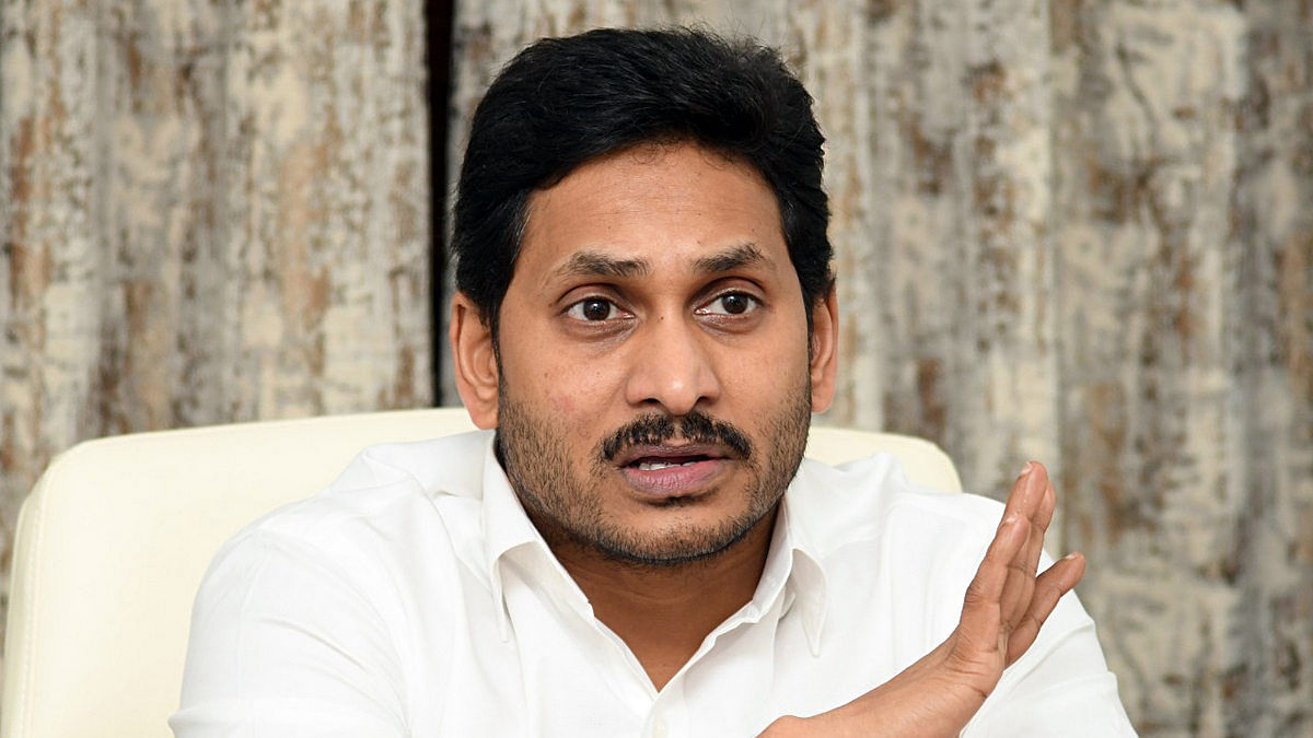 BJP, TDP target CM Jagan over spate of attacks on temples in Andhra Pradesh