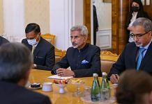 File photo | External Affairs Minister S. Jaishankar during a meeting with Russian counterpart Sergey Lavrov, in Moscow | PTI