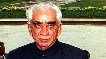 File photo of former minister Jaswant Singh | Commons