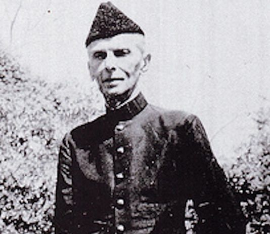 File photo | Muhammad Ali Jinnah | Wikimedia Commons