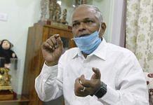 Judge S.K. Yadav pronounced the verdict in the Babri Masjid demolition criminal case Wednesday, acquitting all 32 accused   Photo: Praveen Jain   ThePrint