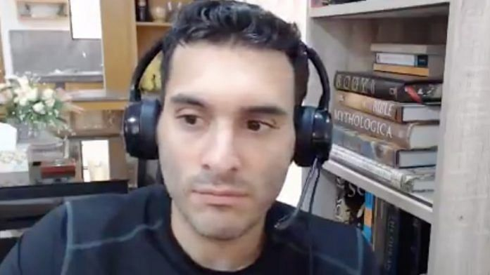 Iranian-Canadian author and podcaster Armin Navabi | Twitter
