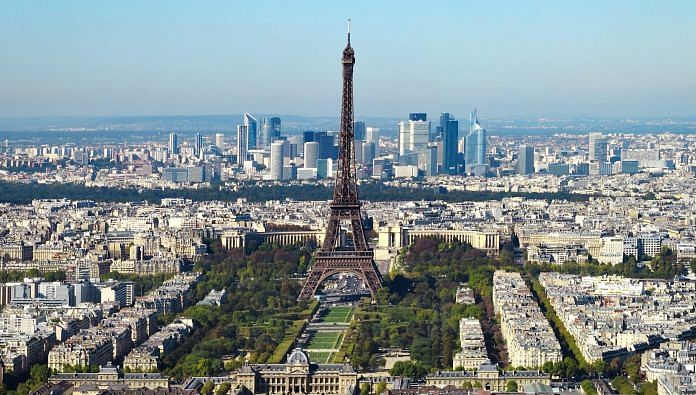 File photo of Paris   Wikimedia Commons