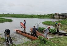 The largest freshwater lake in the Northeast — Loktak Lake — has contributed about 60% of fish production in Manipur, which has dropped to 11% in the recent times | Yimkumla Longkumer | ThePrint
