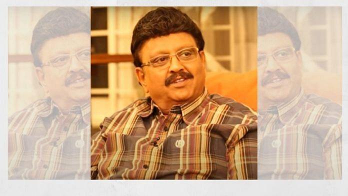 Singer and actor SP Balasubrahmanyam | Youtube screengrab