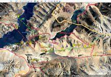 Kailash Range Chushul Sector