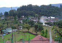 Sikkim's Yuksom town where the model village is located | Wikimedia commons