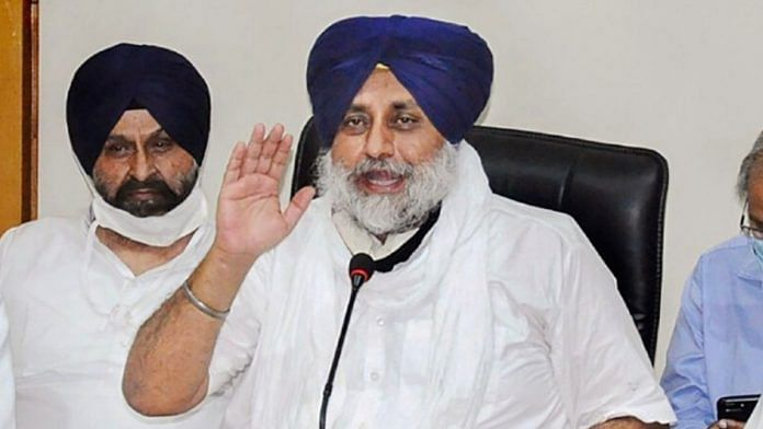 BJP treated allies like spare tyres, has no minority support now, says SAD  chief Sukhbir Badal