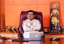 File photo of Sudarshan News' Suresh Chavhanke | Facebook