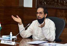 Maharashtra Chief Minister Uddhav Thackeray   Photo: ANI