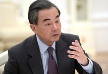 File photo of Chinese foreign minister Wang Yi | Commons